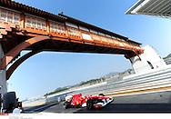 Grand Prix de Corée de Formule un..YEONGAM 22/10/10 ..2er séance d'essai...Photo Stéphane Mantey/L 'Equipe. *** Local Caption *** alonso (fernando) - (esp) -