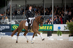 Wandres Frederic, GER, Duke of Britain<br /> CHIO Rotterdam 2018<br /> © Sharon Vandeput<br /> 23/06/18