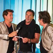 NLD/Uden/20130618 - Opname TROS Muziefeest op het Plein 2013 Uden, tv opname Helemaal Hollands met Gerard Joling