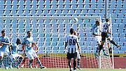 Udine, 02 Ottobre 2011.Campionato di calcio Serie A 2011/2012  6^ giornata..Udinese vs Bologna. Stadio Friuli..Nella Foto: Colpo di testa di Gabriel Andrei Torje..© foto di Simone Ferraro