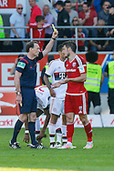 x of FC Ingolstadt 04 and y of Bayern Munich during the Bundesliga match at Audi Sportpark, Ingolstadt<br /> Picture by EXPA Pictures/Focus Images Ltd 07814482222<br /> 07/05/2016<br /> ***UK &amp; IRELAND ONLY***<br /> EXPA-EIB-160507-0054.jpg
