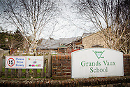 Grand vaux school and Dam