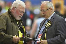 SCOTTISH PARLIAMENTARY ELECTION 2016 – Scottish National Party (SNP) Election agents at Royal Highland Centre, Edinburgh<br />(c) Brian Anderson | Edinburgh Elite media