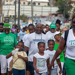 Iota Phi Lambda Freedom Walk