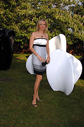 NADJA SWAROVSKI at the annual Serpentine Gallery Summer Party in association with Swarovski held at the gallery, Kensington Gardens, London on 11th July 2007.<br />