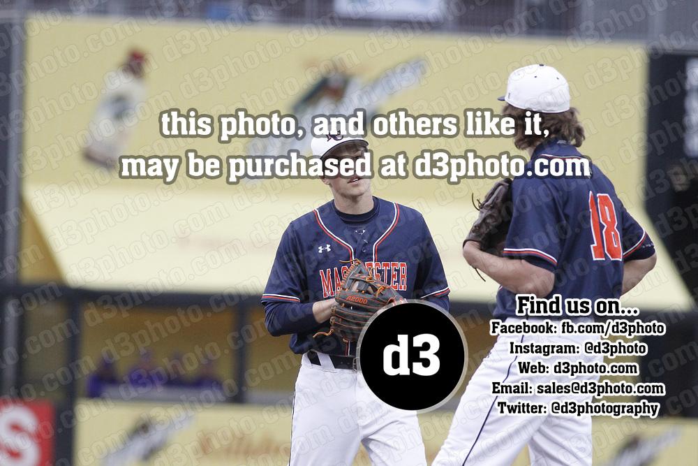 Baseball: Macalester College Scots vs. University of St. Thomas (Minnesota) Tommies