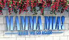 16 JULY Mamma Mia: Here e Go Again World Premiere