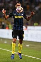 Milano - 18.09.2016 - Serie A 2016-17 - 4a giornata - Inter-Juventus - Nella foto: Antonio Candreva - Inter