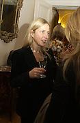 Iwona blazwick, Dinner at the Italian Embassy in which the winner of the MaxMara Art Prize for Women is announced. Grosvenor Sq. London . 2 February  2006. © Copyright Photograph by Dafydd Jones 66 Stockwell Park Rd. London SW9 0DA Tel 020 7733 0108 www.dafjones.com