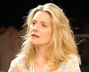 The Village Bike<br /> by Penelope Skinner<br /> directed by Joe Hill-Gibbins<br /> at The Royal Court Theatre, London, Great Britain <br /> press photocall<br /> 30th June 2011<br /> <br /> Romola Garai (as Becky)<br /> <br /> Photograph by Elliott Franks