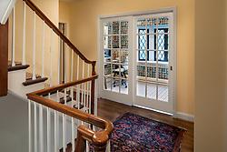 4655 Hawthorne Exterior twilight interior Foyer
