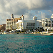Riu hotels in Cancun. Quintana Roo, Mexico.