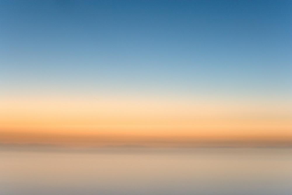 Dawn, Mono Lake, California  2006