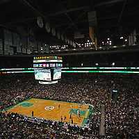 This iconic Boston sport photography image of the Boston Celtics at the Garden is available as museum quality photography prints, canvas prints, acrylic prints or metal prints. Prints may be framed and matted to the individual liking and decorating needs:<br />