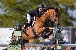 Losfeld Louise, BEL, Iowa vh Polderhof<br /> Belgisch Kampioenschap Jeugd Azelhof - Lier 2020<br /> © Hippo Foto - Dirk Caremans<br /> 30/07/2020