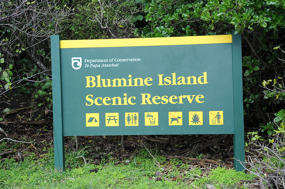 Blumine Island Scenic Reserve, Queen Charlotte Sound, Picton, New Zealand, Tuesday, June 29, 2010. Credit:SNPA / Ross Setford