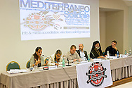 Roma 26 Settembre 2015<br /> Convegno internazionale &ldquo;Mediterraneo Solidale&rdquo;, organizzato dalla onlus Solidarit&eacute; Identit&eacute;s. Un incontro su come l&rsquo;ex &ldquo;Mare Nostrum&rdquo; possa ridiventare luogo di civilt&agrave; e di incontro fra culture differenti. <br /> Rome September 26, 2015<br /> International conference &quot;Mediterranean Solidarity&quot;, organized by the non-profit organization Solidarit&eacute; Identit&eacute;s. A meeting about  how the former &quot;Mare Nostrum&quot; can  become a place of civilization and encounter between different cultures.