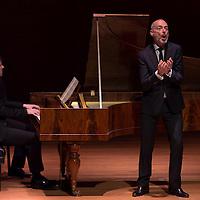Mark Padmore (tenor), Kristian Bezuidenhout (fortepiano)