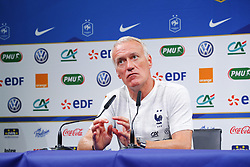 September 3, 2018 - Clairfontaine, France - Didier Deschamps  (Credit Image: © Panoramic via ZUMA Press)