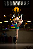 Dance As Art The New York City Photography Project Grand Central Series with Mykaila Symes