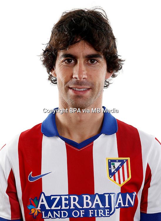 Spain - La Liga BBVA  2014-2015 / <br /> ( Atletico de Madrid ) - <br /> Tiago Cardoso Mendes