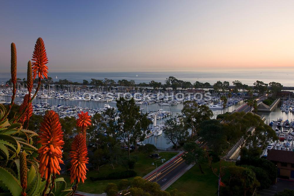 Dana Point Harbor Orange County, California