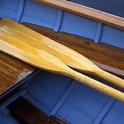 Rowboat & Oars