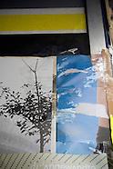 Plakatieren Verboten, Vienna Street Collage Series