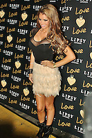 LONDON - November 06: Chloe Sims at the Lipsy London Love Launch Party (Photo by Brett D. Cove)