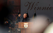Winnie Mandela's Funeral Part 2 - 14 April 2018