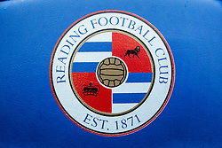 Reading Football Club Logo - Mandatory by-line: Jason Brown/JMP - Mobile 07966 386802 15/09/2015 - SPORT - FOOTBALL - Reading, Madejski Stadium - Reading v Derby County - Sky Bet Championship