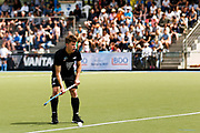 Malachi Buschul of the Black Sticks at the final game of the Black Sticks v Canada Test Matches 21 October 2018. Copyright photo: Alisha Lovrich / www.photosport.nz