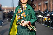Milan Fashion Week F/W 2017