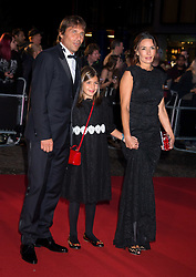 Jared Leto, Dougie Poynter, Jourdan Dunn, Antonio Conte, Vittoria conte, Elisabetta Muscarello, Vanessa White and Tracy Emin attend the GQ Awards Red Carpet Arrivals at the Tate Modern in London on 5 September 2017.<br /><br />5 September 2017.<br /><br />Please byline: Vantagenews.com