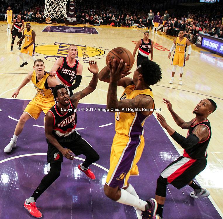 Portland Trail Blazers Final Score: Blazers Vs Lakers