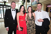 at the Race ball in the Radisson blu hotel in Galway City .  Photo:Andrew Downes