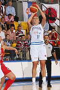 DESCRIZIONE : Ortona Italy Italia Eurobasket Women 2007 Italia Spagna Italy Spain <br /> GIOCATORE : Raffaella Masciadri <br /> SQUADRA : Nazionale Italia Donne Femminile <br /> EVENTO : Eurobasket Women 2007 Campionati Europei Donne 2007 <br /> GARA : Italia Spagna Italy Spain <br /> DATA : 29/09/2007 <br /> CATEGORIA : Tiro <br /> SPORT : Pallacanestro <br /> AUTORE : Agenzia Ciamillo-Castoria/S.Silvestri Galleria : Eurobasket Women 2007 <br /> Fotonotizia : Ortona Italy Italia Eurobasket Women 2007 Italia Spagna Italy Spain <br /> Predefinita :