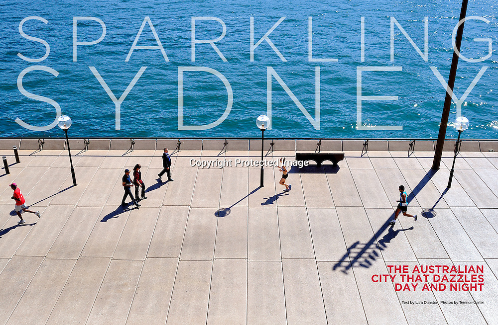 Lifestyle+Travel Magazine feature on Sydney.