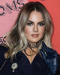 December 4, 2018 - Los Angeles, California, United States - LOS ANGELES, CA, USA - DECEMBER 04: Singer JoJo, Joanna Noelle Levesque arrives at the Refinery29 29Rooms Los Angeles 2018: Expand Your Reality Opening Party held at The Reef A Creative Habitat on December 4, 2018 in Los Angeles, California, United States. (Credit Image: © face to face via ZUMA Press)