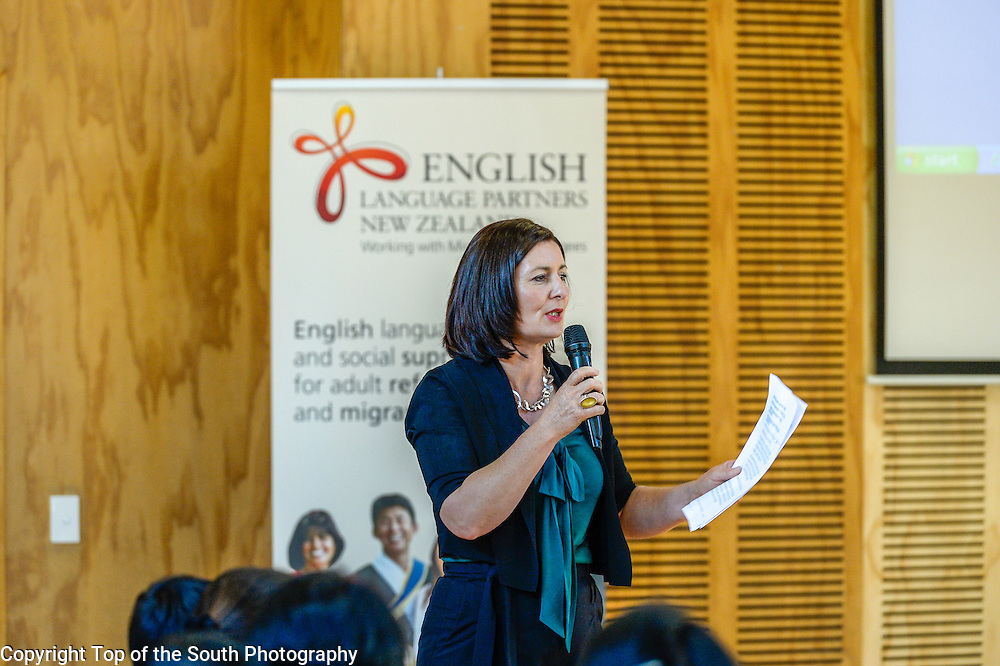 English Language Partners Nelson got together for a Celebration of Learning to acknowledge the important work that tutors and learners to help transition into a new life in New Zealand.<br />