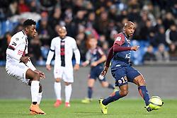 February 17, 2018 - Montpellier, France - 19 Souleymane CAMARA  (Credit Image: © Panoramic via ZUMA Press)