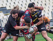 he Bulls laid the foundation for a convincing 34-16 win over the Wellington Orcas wiith a dominant defensive display capped off by a brace of tries from Phil Nati that keeps them on track for a Grand Final berth<br /> AMI Stadium, Christchurch<br /> 18 September 2016<br /> Photos Kevin Clarke CMGSPORT<br /> &copy;www.cmgsport.co.nz