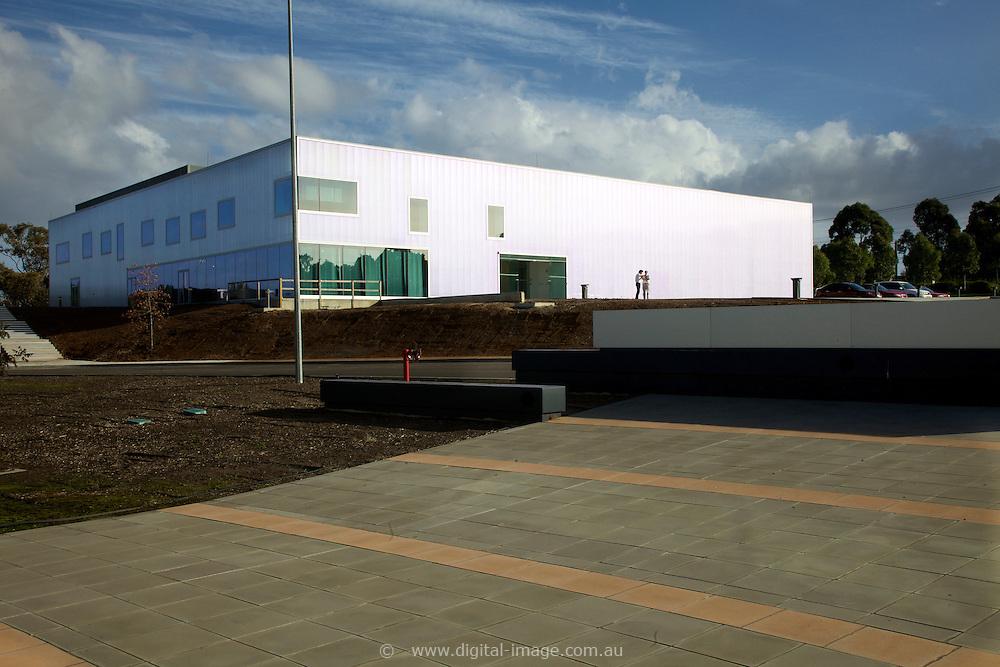 Australian Synchrotron, building  national Centre for Synchrotron Science