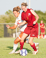 September 17, 2010: The UT Brownsville Scorpions play against the Oklahoma Christian University Eagles on the campus of Oklahoma Christian University.