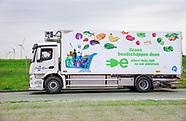 E-trucks Albert Heijn