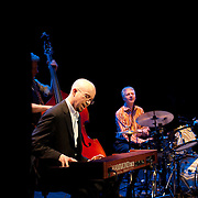 Kyle Koehler (Organ) , Jonathan Lee (Drums) and Jason Wilson (Bass)