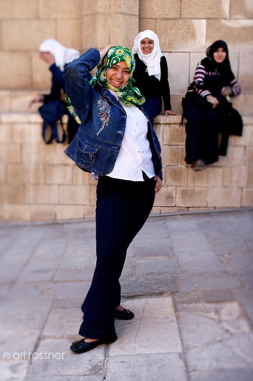 Girls of Cairo, Egypt