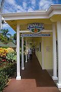 Punaluu Bake Shop, Naalehu, Big Island of Hawaii