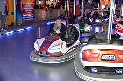 SIMON COWELL at the Hyde Park Winter Wonderland - VIP Preview Night, Hyde Park, London on 17th November 2016.