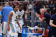 DESCRIZIONE : Milano BEKO Final Eigth  2016<br /> Vanoli Cremona - Dinamo Banco di Sardegna Sassari<br /> GIOCATORE : Elston Turner<br /> CATEGORIA :  Ritratto Esultanza<br /> SQUADRA : Vanoli Cremonami<br /> EVENTO : BEKO Final Eight 2016<br /> GARA : Vanoli Cremona - Dinamo Banco di Sardegna Sassari<br /> DATA : 19/02/2016<br /> SPORT : Pallacanestro<br /> AUTORE : Agenzia Ciamillo-Castoria/M.Longo<br /> Galleria : Lega Basket A 2016<br /> Fotonotizia : Milano Final Eight  2015-16 Vanoli Cremona - Dinamo Banco di Sardegna Sassari<br /> Predefinita :